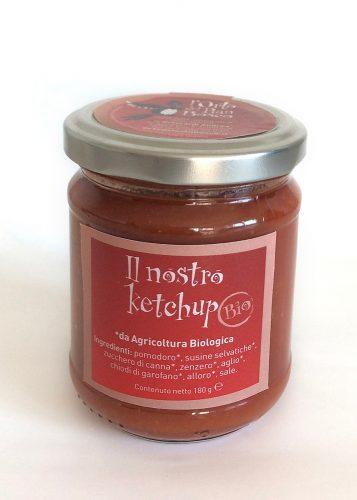 Il nostro Ketchup